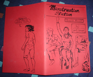 menstruation-station