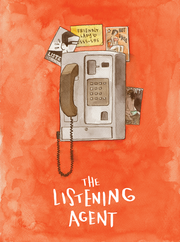 054-The-Listening-Agent